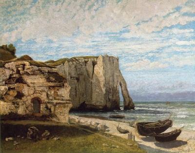 Tableau de Courbet