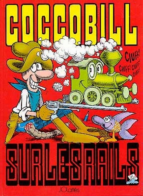 Cocobill sur les rails