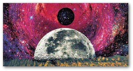 Affiche de l'exposition Stardust