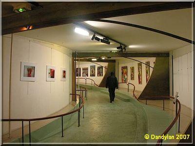 Chemin de la galerie Serpentine