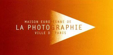 Logo de la Maison Européenne de la Photographie