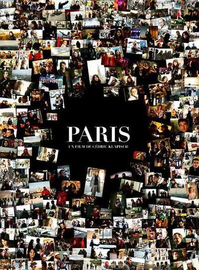 Affiche du film Paris
