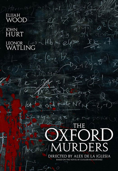 Affiche du film Crimes à Oxford