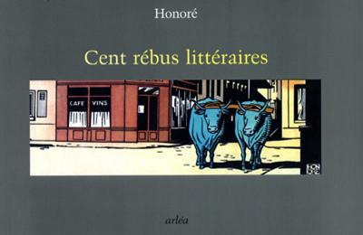 Livre Cent rébus littéraires