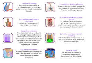 Capture du site Biologie en flash