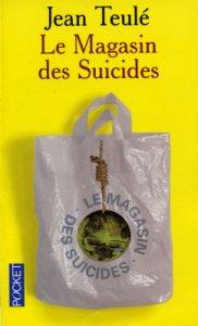 Livre Le magasin des suicides
