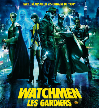 Affiche du film Watchmen