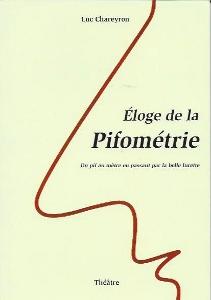 Livre Éloge de la Pifométrie