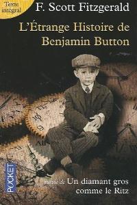 Livre L'étrange histoire de Benjamin Button