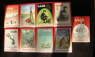 Les neuf coffrets de la Hulotte