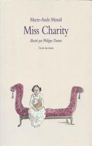 Livre Miss Charity