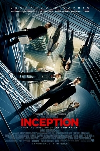 Affiche du film Inception