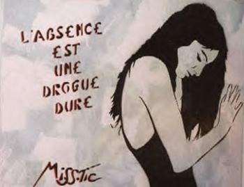 L'absence est une drogue dure
