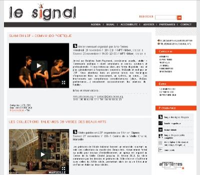 Site Le Signal