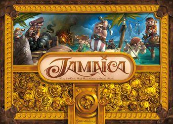 Boite du jeu Jamaica