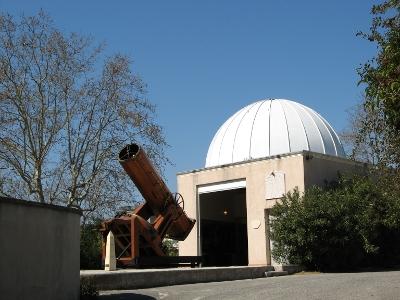Télescope de l'Observatoire de Marseille