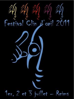 Affiche du festival Clin d'œil