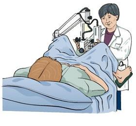 Examen gynécologique