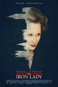 Affiche du film La Dame de fer