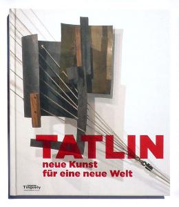 Affiche de l'exposition Vladimir Tatline