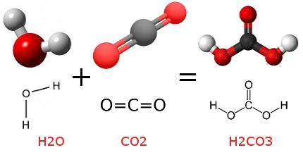 Molécules en 3D et sous formule semi-développées