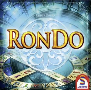 Boite du jeu Rondo
