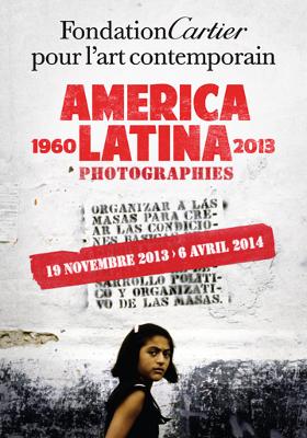 Affiche de l'exposition America Latina
