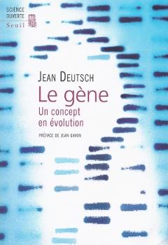 Livre Le gène, un concept en évolution