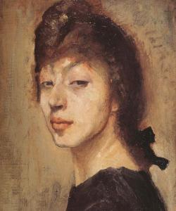Autoportrait de Marie Laurencin