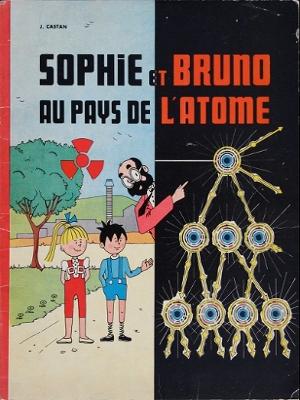 BD Sophie et Bruno au pays de l'atome