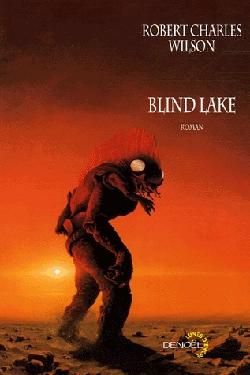 Livre Blind Lake