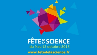 Affiche fête de la science 2013