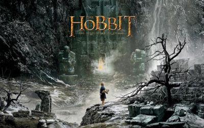 Affiche du film Bilbon le Hobbit, La désolation de Smaug