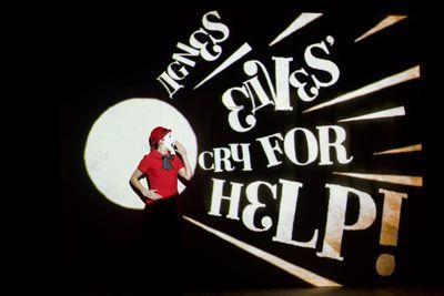 Agnès Eaves appelle à l'aide
