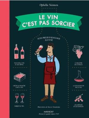 Livre Le vin c'est pas sorcier