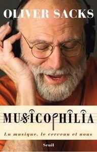 Livre Musicophilia