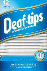 Livre Deaf-tips
