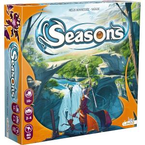 Boite du jeu Seasons