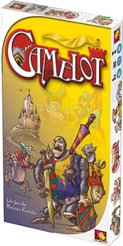 Boite du jeu Camelot