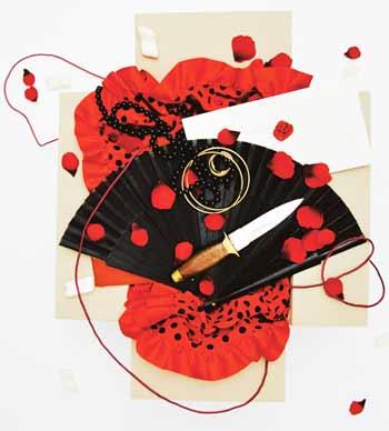 Affiche de Carmen, opéra sauvage