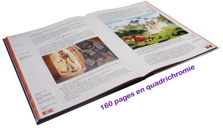 Pages intérieurs des Classiques, Contes et Merveilles
