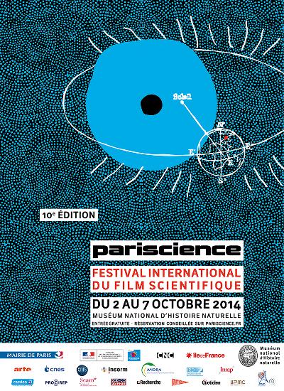 Affiche du festival Pariscience