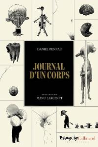 Livre illustré par Larcenet Journal d'un corps