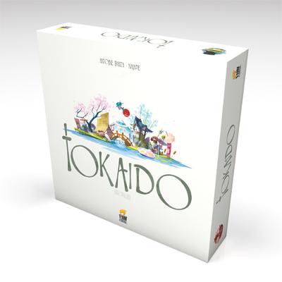 Boite du jeu Tokaïdo