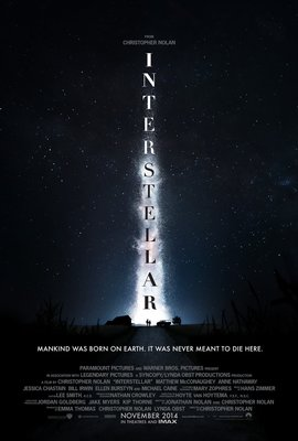 Affiche du film Interstellar