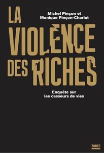 Livre La violence des riches