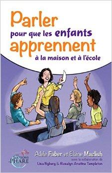 Livre Parler pour que les enfants apprennent à la maison et à l'école