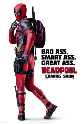 Affiche film Deadpool