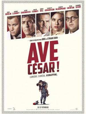 Affiche du film Avé César !