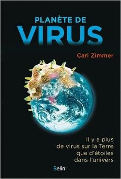 Livre Planète de virus